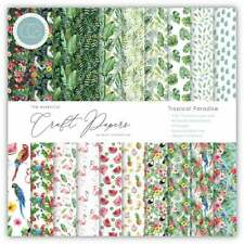 Tropical Paradise Craft Consortium Essential 6 x 6 40 Page Paper Pad Card Making