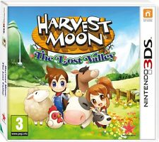 Harvest Moon: The Lost Valley (Nintendo 3DS) NEW & Sealed - Despatched from UK