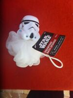 Star Wars  STORM TROOPER SQUIRTING BATH SPONGE WITH TAGS