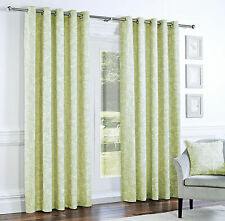 Abstract 100% Cotton Curtains & Pelmets