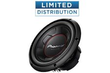 """Pioneer Ts-w256r 10"""" 4ohm Subwoofer With IMPP Cone"""