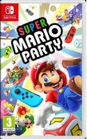 Super Mario Party (Nintendo Switch) (NEU & OVP) (Blitzversand)