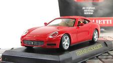 Ferrari 612 Scaglietti 1:43 Altaya series Ferrari Collection diecast model+mag