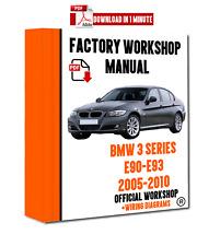 bmw 318 318i 1983 1991 service repair manual