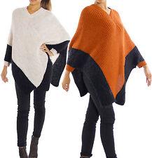 Markenlose Damen-Pullover mit mittlerer Strickart V-Ausschnitt