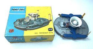 Corgi Toys 1119 HDL Hovercraft.