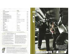 Les Mills Body Combat 28 Complete with Dvd, Cd, Instructor Notes, and Case