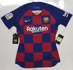 Women's Nike FC Barcelona Official 2019 2020 Home Soccer Jersey