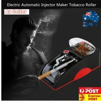 New Electric Automatic Cigarette Injector Rolling Machine Tobacco M8