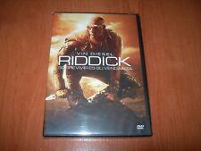 RIDDICK DVD PRECINTADO