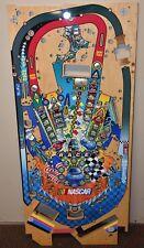 2005 Stern NASCAR Pinball Playfield NOS