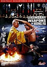 LEGENDARY WEAPONS OF KUNG FU (DIGITALLY REMASTERED AND RESTORED)