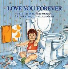 Love You Forever by Robert Munsch, NEW Book, FREE & Fast Delivery, (Paperback)