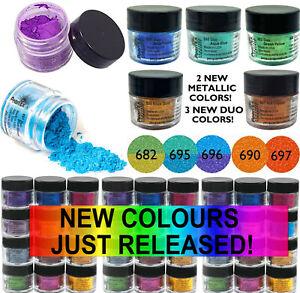 Jacquard PEARL EX Powder Pigment Jars Mica Dry Pigments - Cards Art Calligraphy