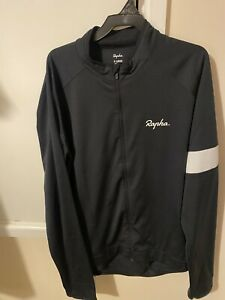 Rapha Core Mens Long Sleeve Jersey XL Used
