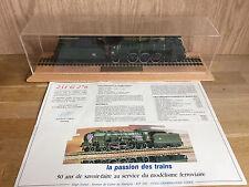 Locomotive HO CLUB JOUEF série limitée très bon état tube 231 G 276