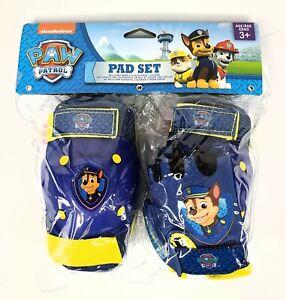 Nickelodeon Paw Patrol Bicycle Bike Protective Pad Set Knee & Elbow Pads Gloves