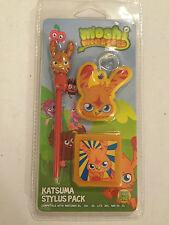 Katsuma NINTENDO DS NDS DSL DSi 2DS 3DS Moshi Monsters Stylus Pen + Estuche y limpie