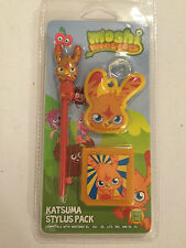 Katsuma NINTENDO DS NDS DSL DSi 2 DS 3 DS Moshi Monsters Penna Stilo + Custodia e pulire