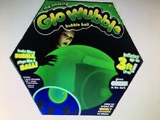 GLO WUBBLE BALL up to 3 feet* Includes pump chose green, blue, oranage