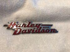 Harley Davidson USA Enblem Metal