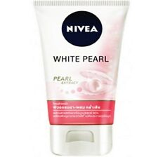100g Nivea White Pearl Extract Facial Foam Normal Combination Skin Free Shipping