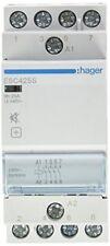Hager - ESC425S - Contacteur silencieux 25 A 4NA 230 V
