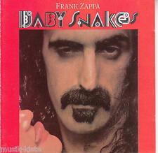 FRANK ZAPPA - Baby Snakes ★ CD Album