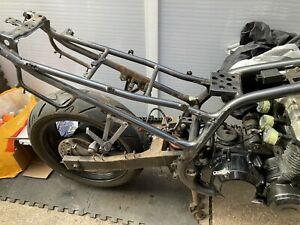 Kawasaki Zr7s Frame, V5, Chassis, Spares, Breaking.