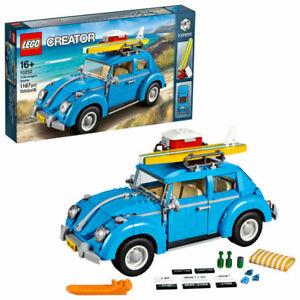 Lego Creator Expert Volkswagen Beetle (10252) Retired Set
