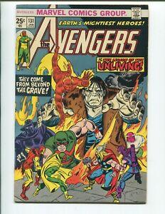 Avengers #131 - 1st Team Appearance of Legion of the Unliving - Kane Art!