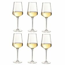 "Leonardo ""Puccini"" collection White Wine Glasses set of 6"