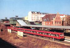 AK, Berlin Charlottenburg, S-Bahnhof Westend, 1995