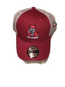 New Era Alabama Crimson Tide Retro Snapback Hat
