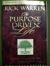 The Purpose Driven Life: What on Earth Am I Here For? by Rick Warren (2007, PB)