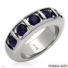 DYRBERG/KERN of DENMARK! Oriona Collection New Ring With Swarovski Crystal