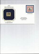 Golden Replica Stamps,1925 Norse-American Issue
