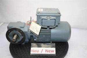Sew 0,37 Kw 66 Min Gear Motor SF32 DT71D4BMG / As Eurodrive