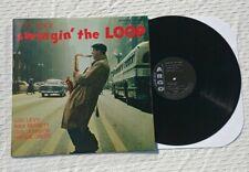 Vito Price And Company~Swingin' The Loop~Argo LP-631 DG, Mono, D.J. Copy (Poor)