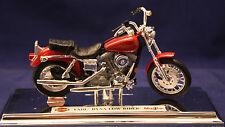 Harley Davidson 1962 FLH Duo Glide Maisto Motorrad 1 24