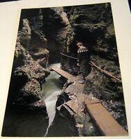 England The Devil's Cauldron Lydford Gorge Devon L7-SP.9324 DRG J Arthur Dixon -