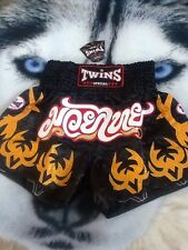 Twins Special Muay Thai Shorts, large.