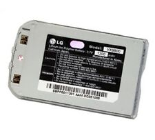 New OEM Original LG VX9800 Silver Extended Battery VX9800