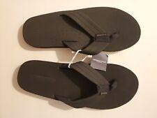 New American Eagle Black Flip Flops Sandals Men's - Size 12 NWT