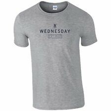 Sheffield Wednesday F.C - Personalised Mens T-Shirt (MINIMAL)