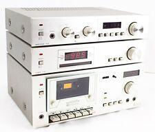 MBO Verstärker A30, Tuner T30 und Kassettendeck CD30, 201366