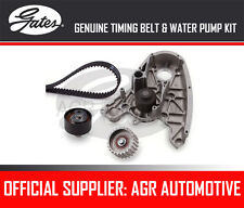 GATES TIMING BELT AND WATER PUMP KIT FOR FIAT DUCATO BUS 2.3 JTD 110 BHP 2002-