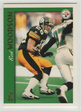 1997 Topps Football Pittsburgh Steelers Team Set
