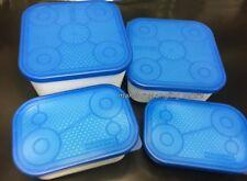 Preston White Bait Boxes Selection