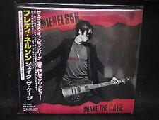 FREDDIE NELSON Shake The Cage JAPAN CD (AMERICAN IMPORT) Paul Gilbert Triple X